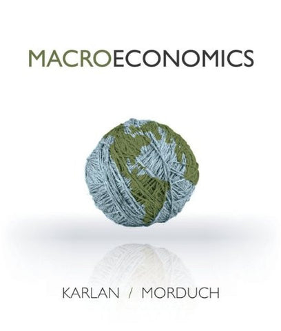 Macroeconomics (McGraw-Hill Series Economics)