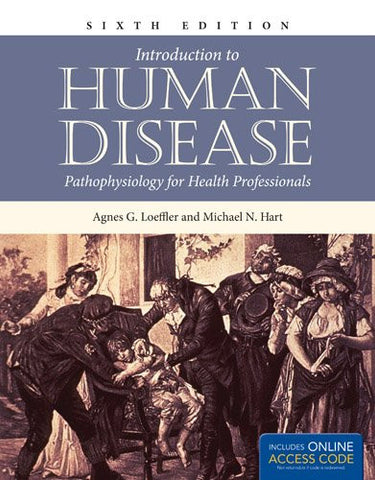 Introduction To Human Disease: Pathophysiology For Health Professionals (Introduction to Human Disea