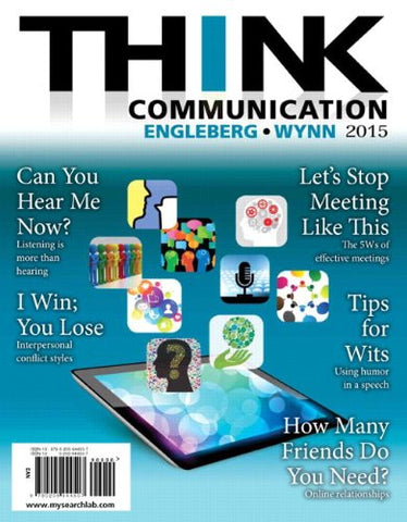 THINK Communication (3rd Edition)