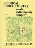 Clinical Biochemistry Made Ridiculously Simple (Medmaster)