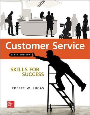 Customer Service Skills for Success (Irwin Marketing)
