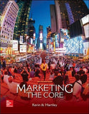 Marketing: The Core (Access code not included) (Irwin Marketing)