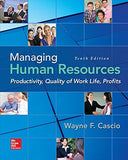 Managing Human Resources: Productivity, Quality of Work Life, Profits (Irwin Management)