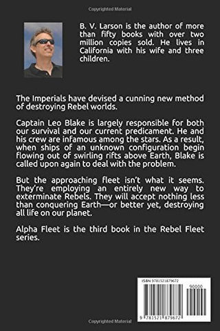 Alpha Fleet (Rebel Fleet Series)