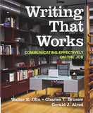 Writing That Works: Communicating Effectively on the Job 12e & LaunchPad Solo for Professional Writi