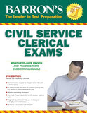 Barron's Civil Service Clerical Exam