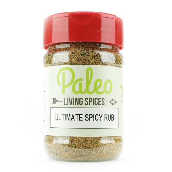 Ultimate Spicy Rub (Regular Size 3.5oz)