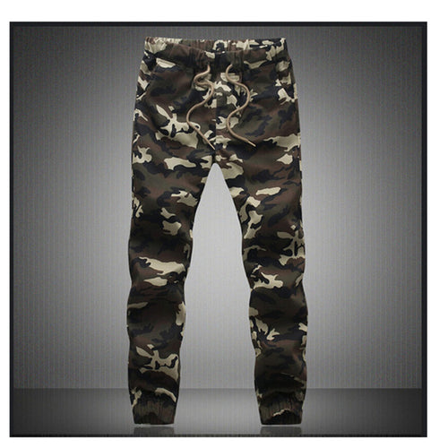 Mens Camo On Fleek Jogger