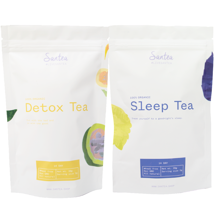 Detox & Sleep Tea
