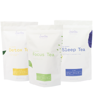 Detox, Sleep Focus Tea