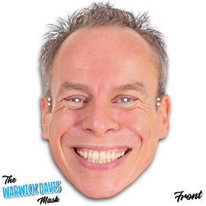 The Warwick Davis Mask