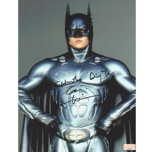 Batman 10x8 Photograph signed by Val Kilmer