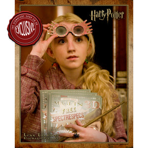 Luna Lovegood 10x8 Photo signed by Evanna Lynch