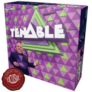 Tenable Board Game signed by Warwick Davis