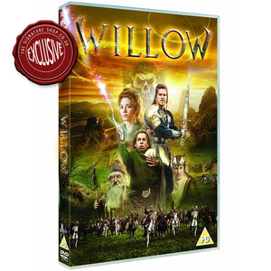 Willow DVD 25th Anniversary Edition signed by Warwick Davis