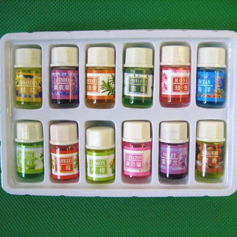 Essential Oil Aromatherapy Kit - Daily Kreative - Kreative products for beauty and healthy living