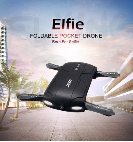 Elfie Mini Selfie Drone - Daily Kreative - Kreative products for beauty and healthy living