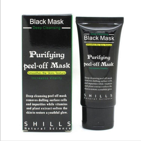 Deep Cleansing Black Mask - Daily Kreative - Kreative products for beauty and healthy living