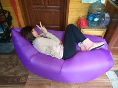 The Inflatable Lazy Sofa - Daily Kreative - Kreative products for home essentials
