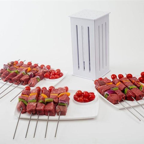 The Kebab BBQ Creator - Daily Kreative - Kreative products for beauty and healthy living