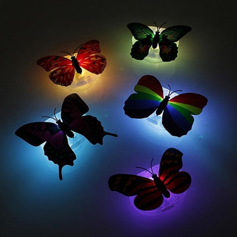 The Butterfly LED Night Lights (10 pcs) - Daily Kreative - Kreative products for home essentials