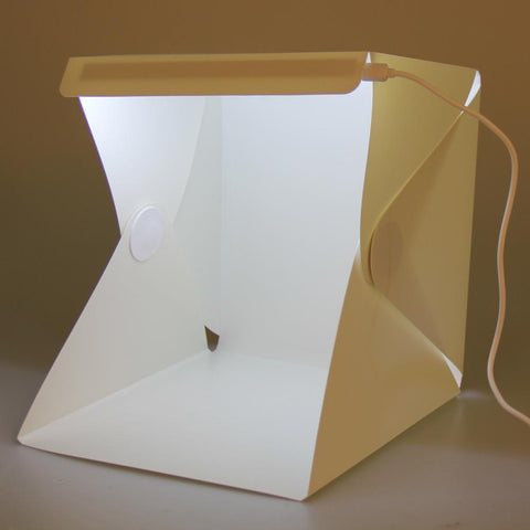 The Mini Lighting Photo Shoot Box - Daily Kreative - Kreative products for beauty and healthy living