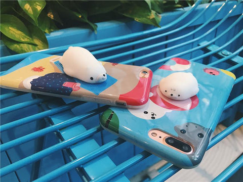 The Squishy Belly iPhone Case - Daily Kreative - Kreative products for home essentials