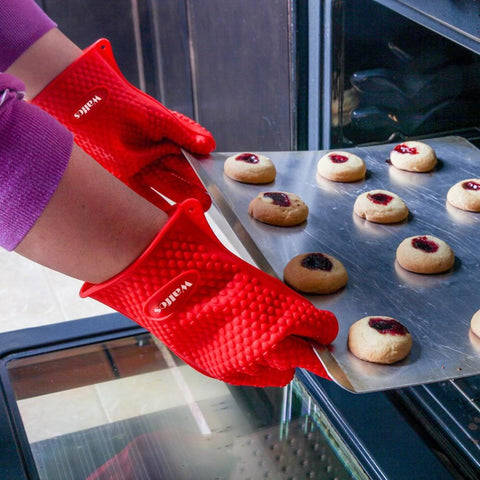 "The ""Walfos"" Silicone Kitchen Gloves - Daily Kreative - Kreative products for home essentials"