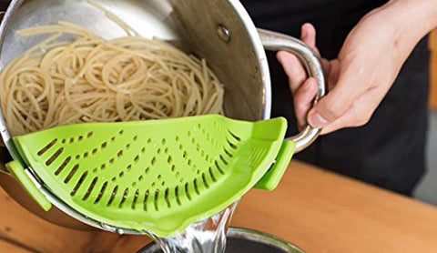 The Universal Snap Strainer - Daily Kreative - Kreative products for beauty and healthy living