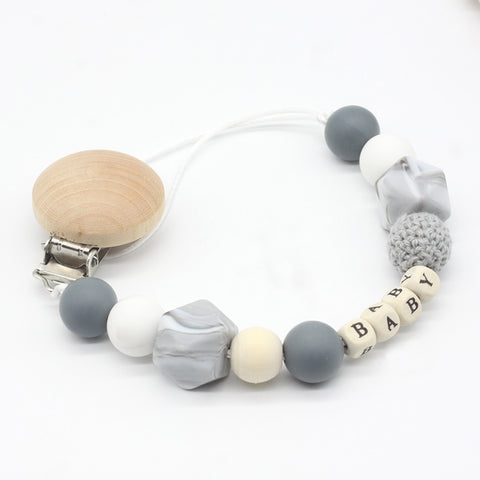Personalized  Bead Teething - Daily Kreative - Kreative products for beauty and healthy living
