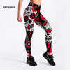 Image of Skull Leggings - Daily Kreative - Kreative products for beauty and healthy living