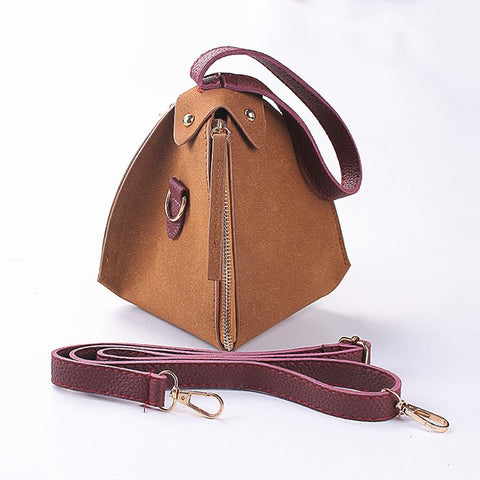 Fashion Leather Handbag - Daily Kreative - Kreative products for beauty and healthy living