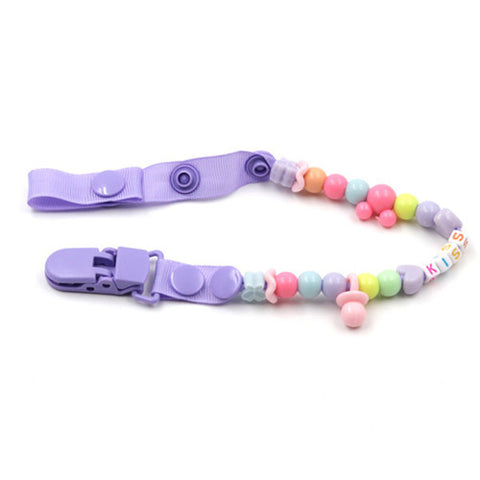 Baby Pacifier Clip Chain - Daily Kreative - Kreative products for beauty and healthy living