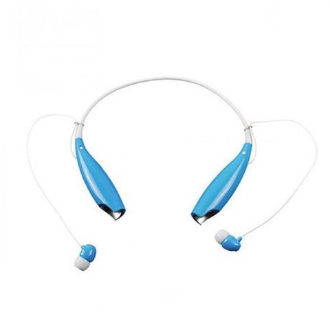 Water Resistant Bluetooth Behind-the-Neck Stereo Headset - Assorted Colors - Daily Kreative - Kreative products for beauty and healthy living
