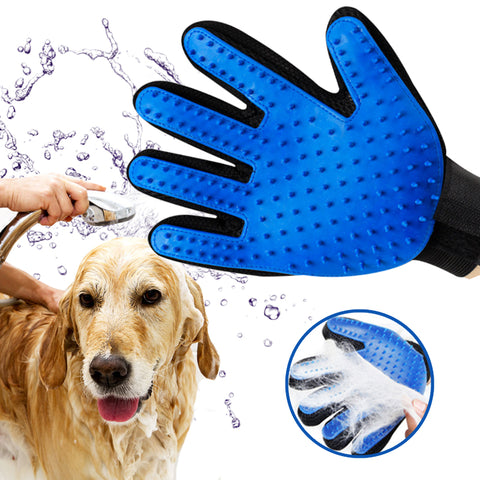 Silicone Pet brush Glove - Daily Kreative - Kreative products for beauty and healthy living