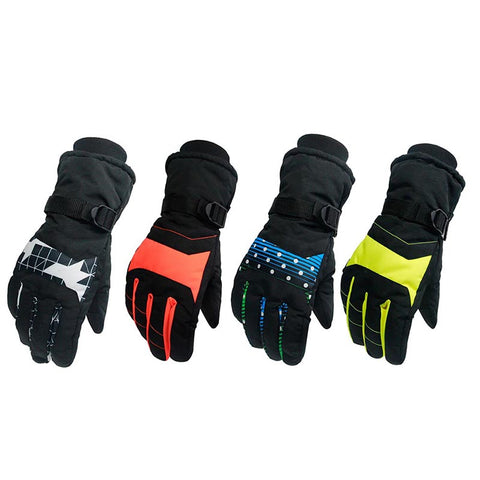 Mountain Skiing Snowmobile Gloves - Daily Kreative - Kreative products for beauty and healthy living