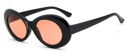 Kurt Cobain Oval Sunglasses - Daily Kreative - Kreative products for beauty and healthy living