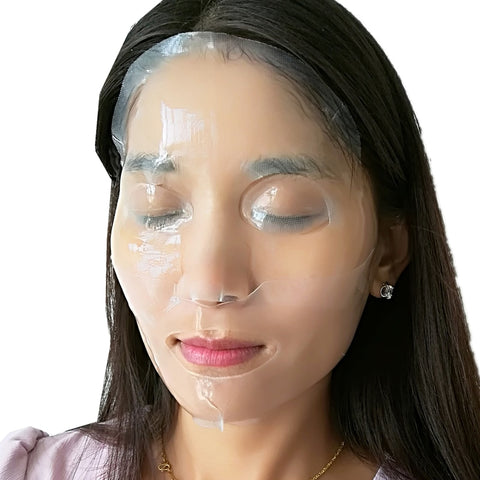 Hydrogel Face Mask with Eye Mask 2 in 1 - Daily Kreative - Kreative products for beauty and healthy living