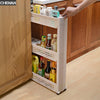 Image of Movable Plastic Interspace Storage Rack - Daily Kreative - Kreative products for beauty and healthy living