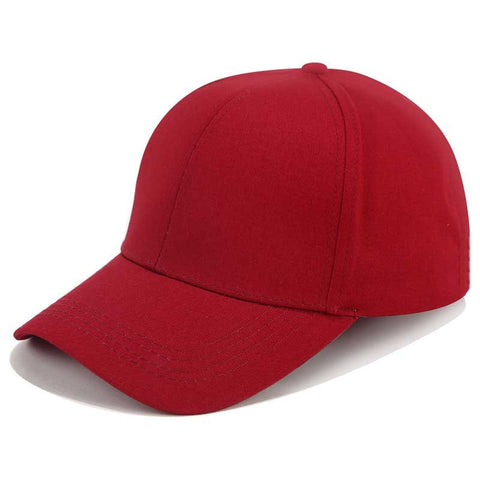 fashion women men ponytail baseball cap - Daily Kreative - Kreative products for beauty and healthy living