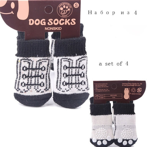 Fashion Pets Dogs Socks - Daily Kreative - Kreative products for beauty and healthy living
