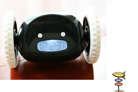 The Runaway Annoying Clock - Daily Kreative - Kreative products for beauty and healthy living