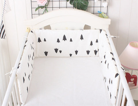 Nordic Stars Design Baby Bed - Daily Kreative - Kreative products for beauty and healthy living