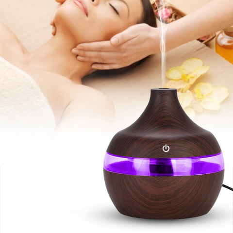 Fragrance Air Humidifier Oil Diffuser - Daily Kreative - Kreative products for beauty and healthy living