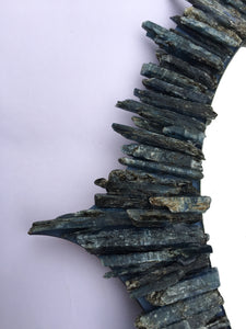 Kyanite close up