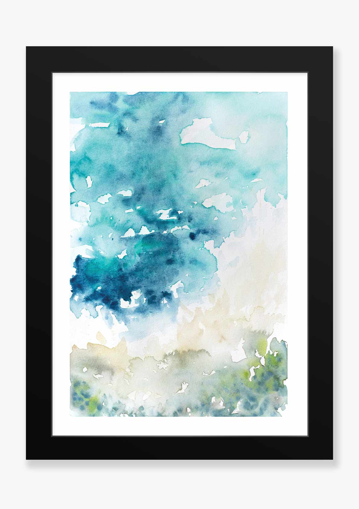 Watercolour Coast
