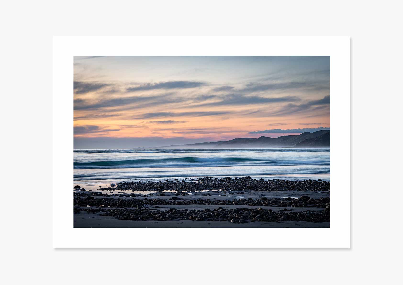 Raglan Sunset Waves