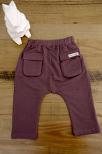 Brown Slouch Pant