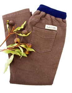 Donkey brown long pant