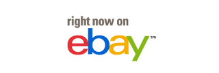ebay Logo Displayed. Clicking Logo Takes User to Get Sticking Ebay Online Store.